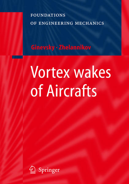 Vortex wakes of Aircrafts - Coverbild