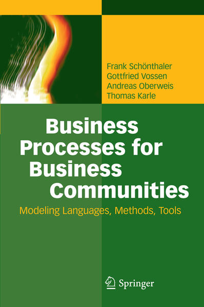 Business Processes for Business Communities - Coverbild