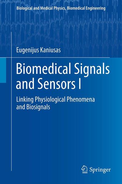 Biomedical Signals and Sensors I - Coverbild