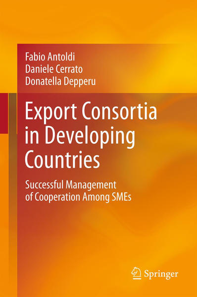 Export Consortia in Developing Countries - Coverbild