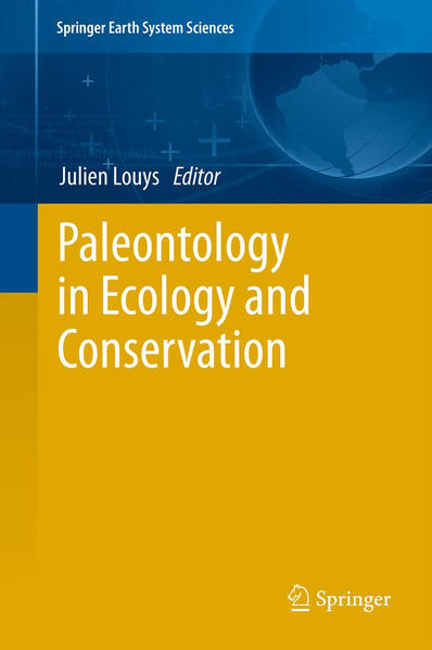 Paleontology in Ecology and Conservation - Coverbild