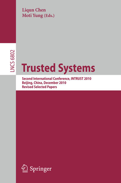 Trusted Systems - Coverbild
