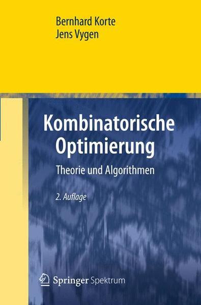 Kombinatorische Optimierung - Coverbild