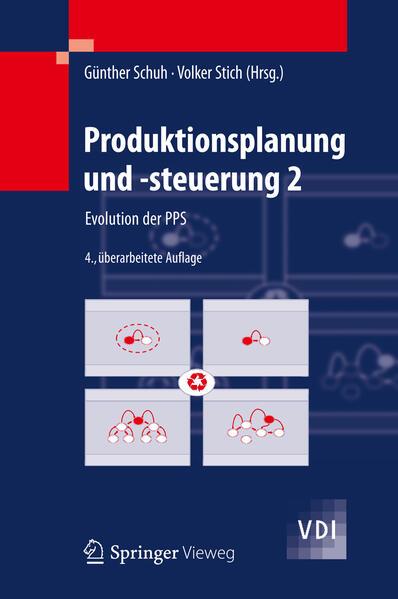 Produktionsplanung und -steuerung 2 - Coverbild