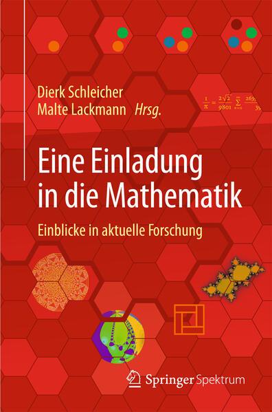 Eine Einladung in die Mathematik - Coverbild