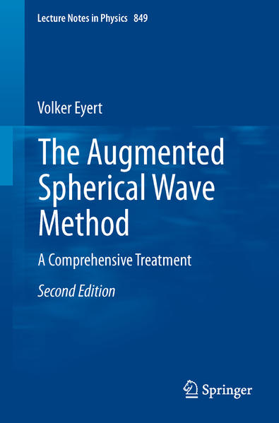 The Augmented Spherical Wave Method - Coverbild