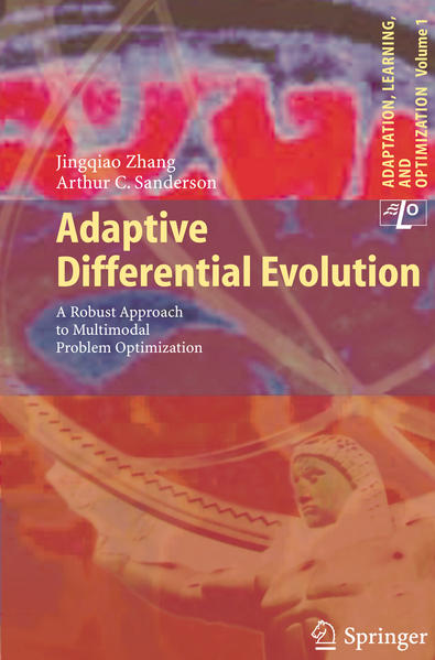 Adaptive Differential Evolution - Coverbild