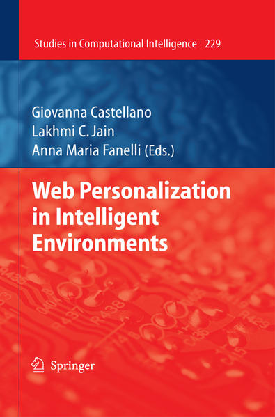 Web Personalization in Intelligent Environments - Coverbild