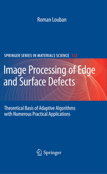Image Processing of Edge and Surface Defects - Coverbild