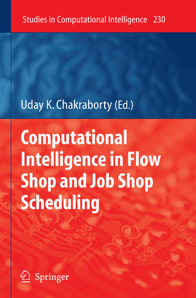Computational Intelligence in Flow Shop and Job Shop Scheduling - Coverbild