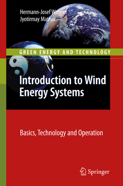 Introduction to Wind Energy Systems - Coverbild