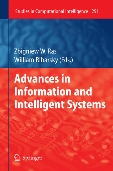 Advances in Information and Intelligent Systems - Coverbild
