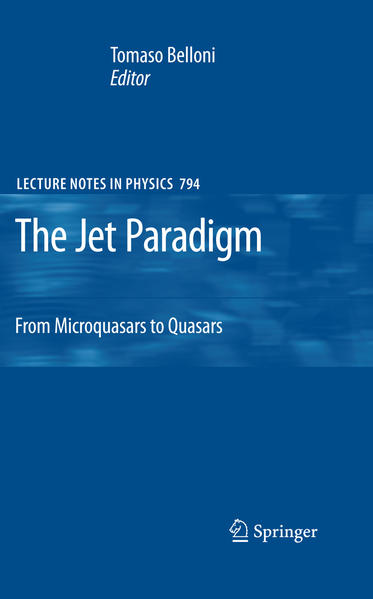 The Jet Paradigm - Coverbild