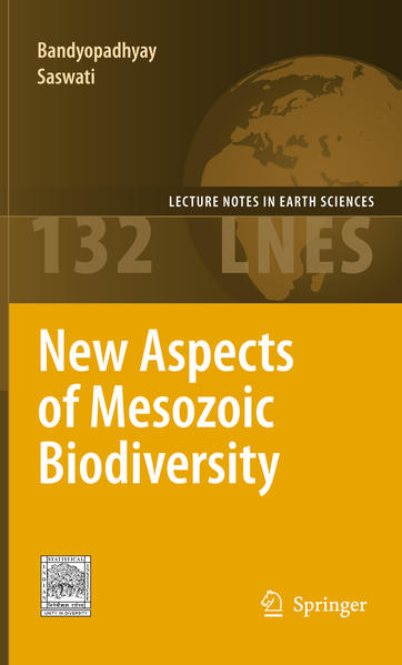 New Aspects of Mesozoic Biodiversity - Coverbild