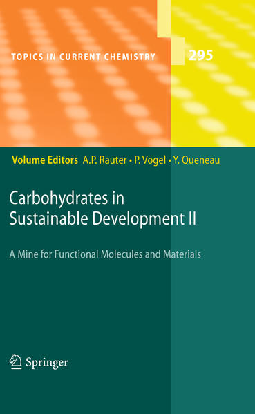 Carbohydrates in Sustainable Development II - Coverbild