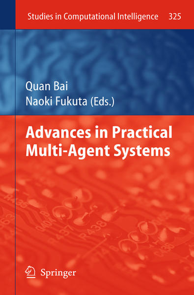 Advances in Practical Multi-Agent Systems - Coverbild