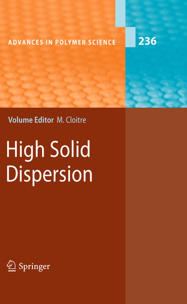 High Solid Dispersions - Coverbild