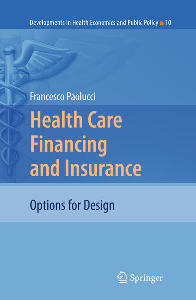 Health Care Financing and Insurance - Coverbild