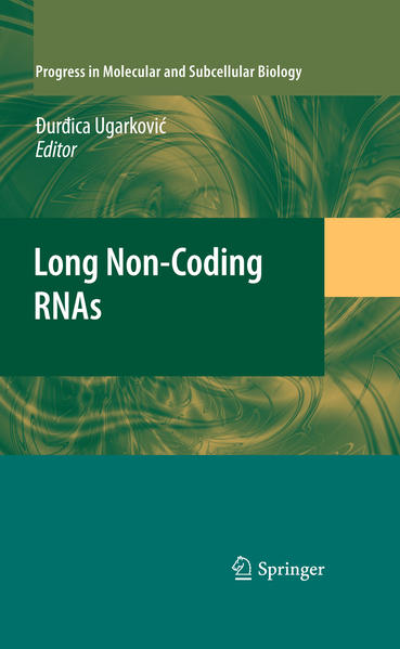 Long Non-Coding RNAs - Coverbild