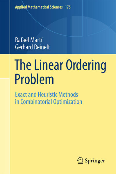 The Linear Ordering Problem - Coverbild