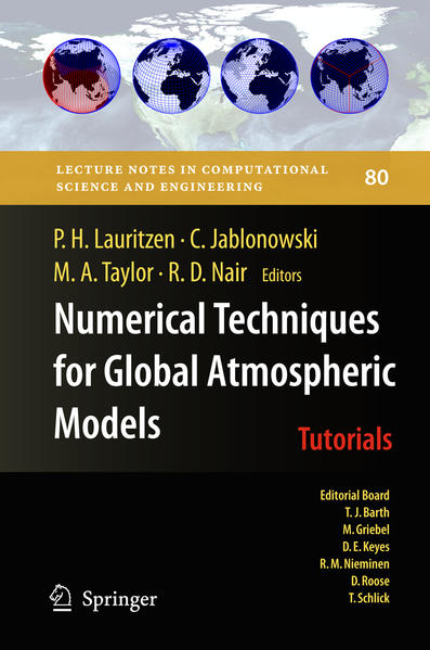 Numerical Techniques for Global Atmospheric Models - Coverbild
