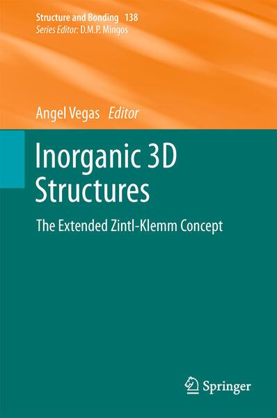 Inorganic 3D Structures - Coverbild