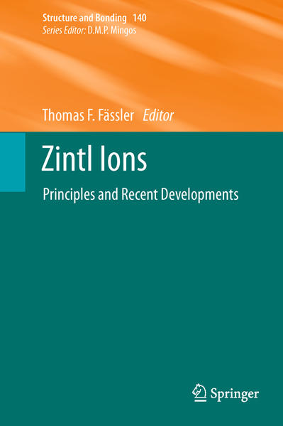 Zintl Ions - Coverbild