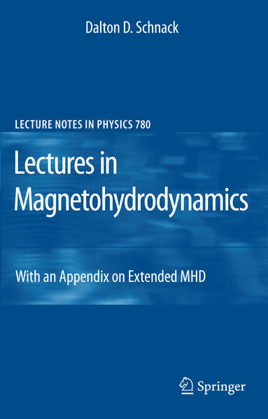 Lectures in Magnetohydrodynamics - Coverbild