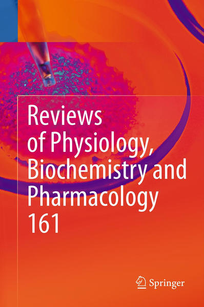 Reviews of Physiology, Biochemistry and Pharmacology 161 - Coverbild