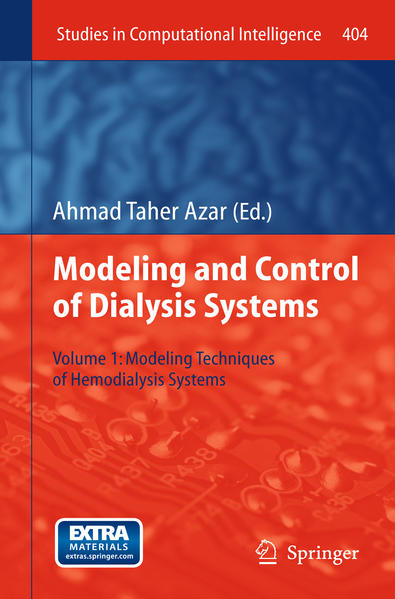 Modelling and Control of Dialysis Systems - Coverbild