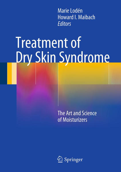 Treatment of Dry Skin Syndrome - Coverbild
