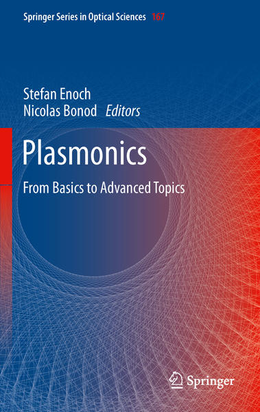 Plasmonics - Coverbild
