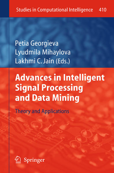 Advances in Intelligent Signal Processing and Data Mining - Coverbild