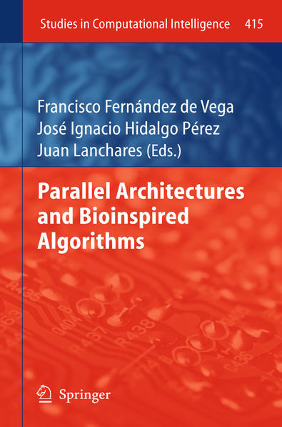 Parallel Architectures and Bioinspired Algorithms - Coverbild