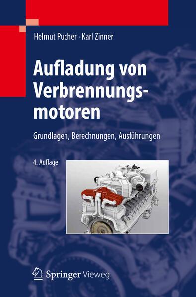 Aufladung von Verbrennungsmotoren PDF Kostenloser Download