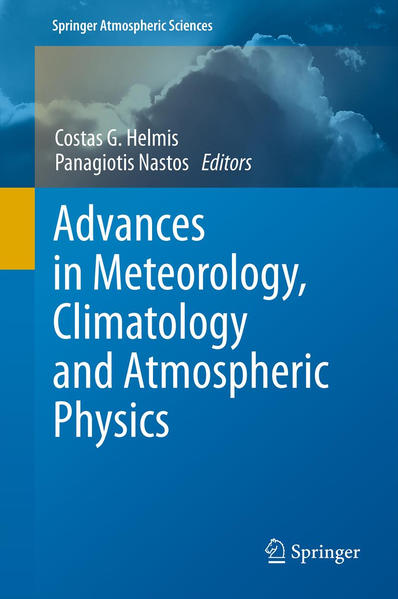 Advances in Meteorology, Climatology and Atmospheric Physics - Coverbild