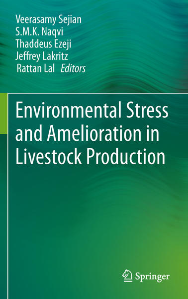 Environmental Stress and Amelioration in Livestock Production - Coverbild
