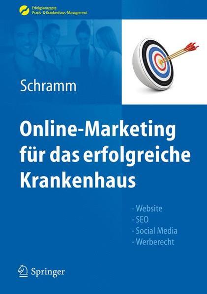 Online-Marketing für das erfolgreiche Krankenhaus - Coverbild