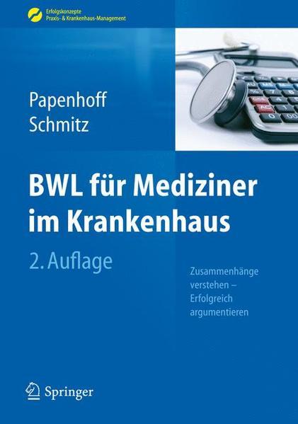 BWL für Mediziner im Krankenhaus - Coverbild