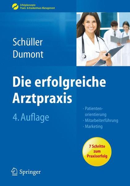 Die erfolgreiche Arztpraxis - Coverbild