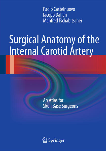 Surgical Anatomy of the Internal Carotid Artery - Coverbild