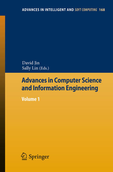 Advances in Computer Science and Information Engineering - Coverbild