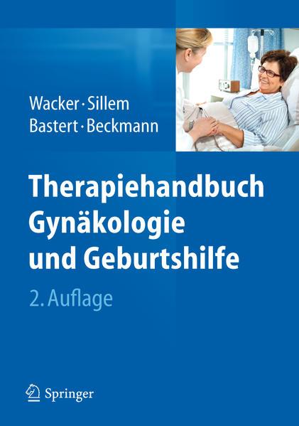 Therapiehandbuch Gynäkologie und Geburtshilfe - Coverbild