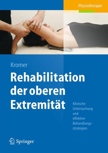 Rehabilitation der oberen Extremität - Coverbild