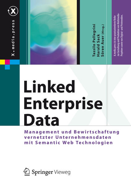 Linked Enterprise Data - Coverbild