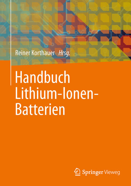 Handbuch Lithium-Ionen-Batterien - Coverbild