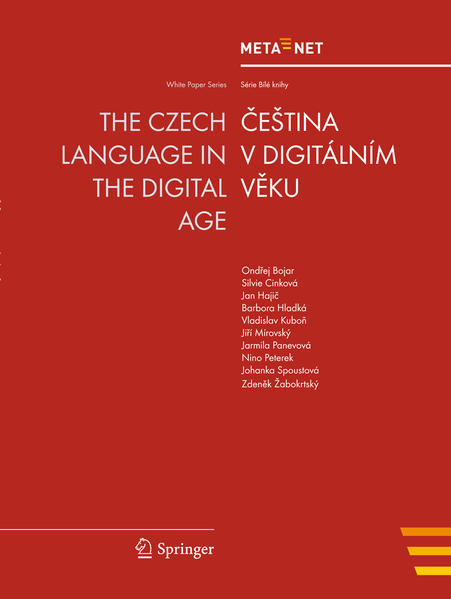 The Czech Language in the Digital Age - Coverbild