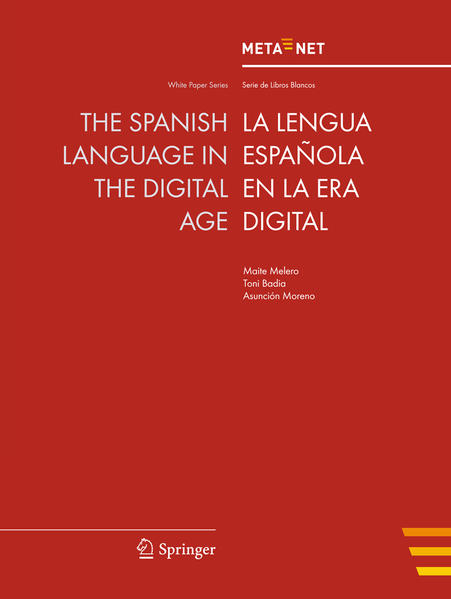 The Spanish Language in the Digital Age - Coverbild