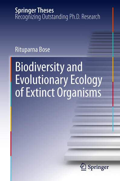 Biodiversity and Evolutionary Ecology of Extinct Organisms - Coverbild