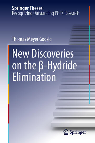 New Discoveries on the β-Hydride Elimination - Coverbild